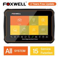 FOXWELL GT60 Scanpad Tablet Full System Code Reader Scanner OBD2 Diagnostic Tool