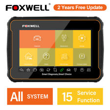 FOXWELL GT60 Scanpad Tablet Scanner Full System Code Reader OBD2 Diagnostic Tool