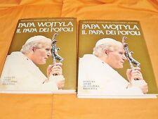 papa wojtyla il papa dei popoli ,istituto opere cultura religiosa 1981