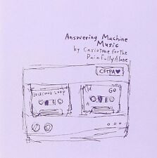 CASIOTONE FOR THE PAINFULLY ALONE - THE FIRST TWO ALBUMS BY CFTPA  CD NEU