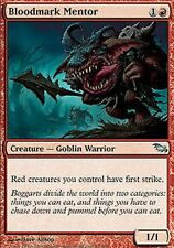 2x Mentore dal Marchio di Sangue - Bloodmark Mentor MTG MAGIC SM Ita