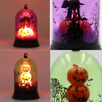 1PC Halloween Candle With LED Tea Light Candles For Halloween Decoration Part US