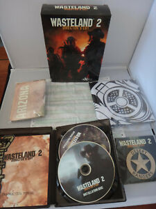 Wasteland 2 Director's Cut - Indiebox PC Game - Limited Edition Box - Complete