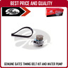 KP25047 GATE TIMING BELT KIT AND WATER PUMP FOR OPEL OMEGA 1.8 1986-1994