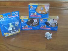 Lot of 3 Zhu Zhu Pets Hamsters Scoodles Winkie Nugget Babies Baby Cakes NEW