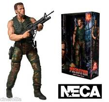 Action figure Jungle Patrol Dutch Predator Schwarzenegger 18 inch 45 cm Neca