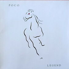 "Poco Legend (Boomerang, Barbados, Heart Of The Night) 70`s Warner MCA 12"""
