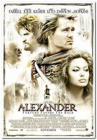 ALEXANDER - 2004 - original 27x40 D/S movie poster - Regular Style - PITT, JOLIE