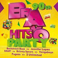 Bravo Hits Party-90er Box-Set 3CD NEU OVP