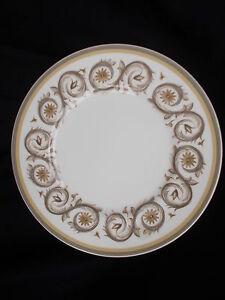 Susie Cooper VENETIA Dessert Plate. Diameter 8 3/8 inches