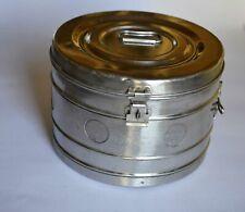 New listing Vintage Medical sterilizer for syringes and other instrument Russian Soviet Ussr