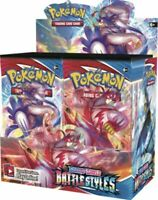 BATTLE STYLES BOOSTER BOX 36 BOOSTER PACKS | Factory Sealed Pokemon Pre-Order