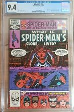 1981 What If? 30 CGC 9.4 Spider-Man's Clone Lived Inhumans RARE Cover