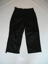 "Ladies Urban Black Snow Boarding Trousers Sz  - Waist 36"" VGC ~ #88"