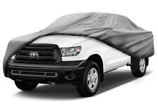Truck Car Cover Toyota Tundra Double Cab Long Bed 2010 2011