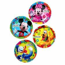 Birthday, Child Mickey Mouse Party Plates