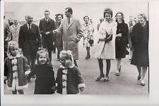 Photocard King Juan Carlos I & Queen Sophia of Spain