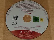 Naruto Shippuden Ultimate Ninja Storm Generations PS3 Rare Promo Disc Full Game