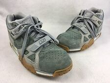 Nike Air Trainer 3 Shoes Mens Sz 10.5 Wolf Grey White Light Gum 705426 003