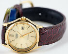 Casio LTP-1183Q-9A Ladies Analog Watch Leather Band Quartz with Date Display New