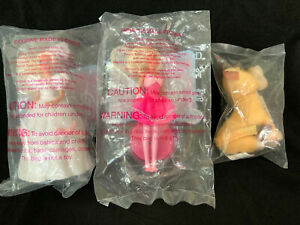 Vintage Set of Three Cereal Barbies and Simba New in Packaging