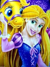 Babydecken mit Disney Princess-Motiv