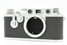 Leica IIIf Red Dial 35mm Rangefinder Camera (Body Only) *CLA by YYE*  #P9055
