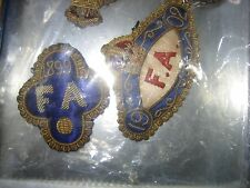 sheffield united v derby county 1899 fa cup final badge