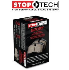 For Ford Mustang 94-04 StopTech Rear Sport Performance Brake Pads Set 309.06270