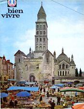 Bien Vivre n°46 - 1964  - Dordogne - Gastronomie - Tourisme - Beaux Arts