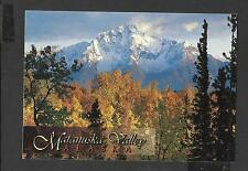 Colour Postcard Matanuska Valley Alaska unposted