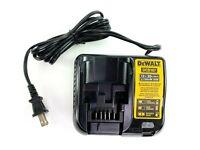 New DeWalt DCB107 Lithium ION Battery Charger 12v/20v Max