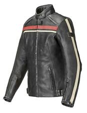 Triumph Motorcycles Ladies Raven Leather Motorcycle Jacket Large