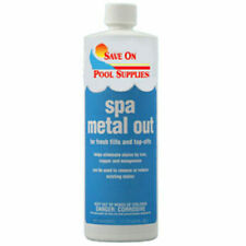 Save On Pool Supplies Metal Out Remover Spa & Hot Tub Chemical 16 oz.