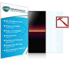 "Slabo PREMIUM Panzerfolie für Sony Xperia L4 KLAR ""Tempered Glass"" 9H"