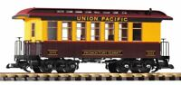PIKO G SCALE UP WOOD COACH 1869 | 38648