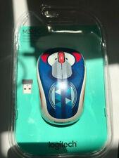 Logitech M325c Wireless Optical Mouse Marc Monkey red/blue/white