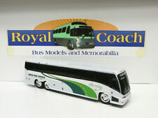 "North Fork Express (Ny) Mci ""E"" Plastic 10"" Bank Bus"