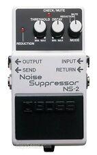 Boss NS-2 NS2 Noise Gates Guitar Pedal New