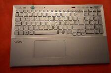 ♥✿♥ TOUCHPAD+KEYBOARD Sony Vaio SVS15113FXB 9Z.N6CLF.401 VERSION-SPANISH ES