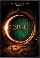 The Hobbit: The Motion Picture Trilogy (DVD,2015)