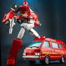 WJ Transformation MPP27 G1 IDW Ironhide Oversize KO Deformation Car Figure Robot