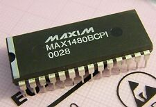 MAX 1480 bcpi isolated rs-485/rs-422 data interface, Maxim