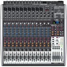 Behringer XENYX X2442USB 12-Channel Broadcast Mixer
