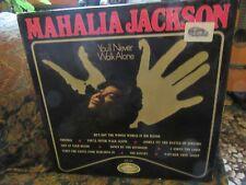 "Mahalia Jackson, ""You'll Never Walk Alone"" (UK Vinyl LP-HM 594)"