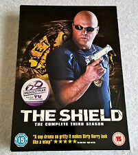 The Shield - Series 3 - Complete (DVD, 2007, 4-Disc Set, Box Set)