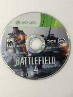 Battlefield 4 Microsoft Xbox 360, 2013 Disc Only