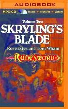RuneSword: Skryling's Blade 2 by Rose Estes and Tom Wham (2015, MP3 CD,...