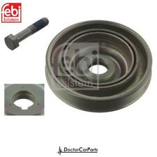 Crankshaft Crank Pulley Engine Side for FORD MONDEO 2.0 07-14 TDCi BA7 Febi