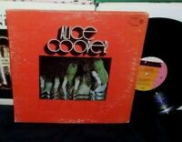 ALICE COOPER Easy Action LP RARE 1st PRESS STRAIGHT RECORDS PINK LABEL 1a/1a